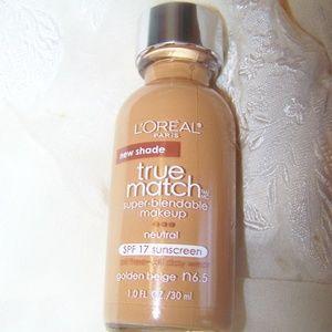 Loreal True Match Makeup